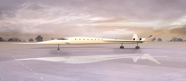 supersonic jet, hypermach, london, new york