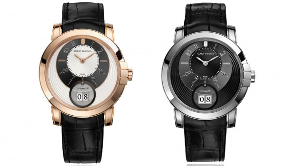 harry winston, watches, midnight collection