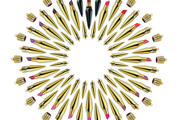 Christian Louboutin's Lipsticks