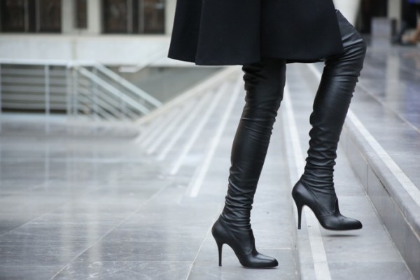 Nine Over-the-Knee Boots You Need