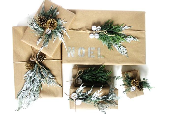 Украшение подарочной упаковки своими руками - Zerkalo-vip.ru