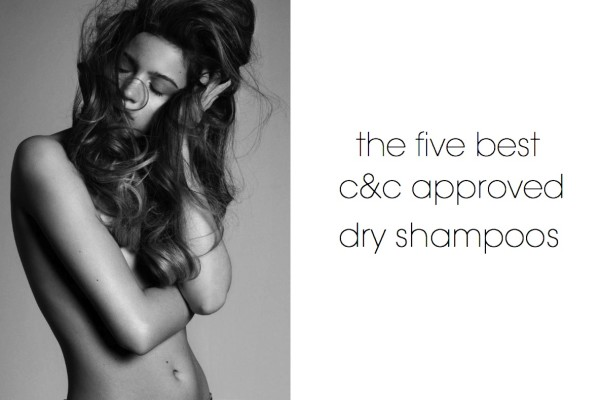 The Five Best Dry Shampoos