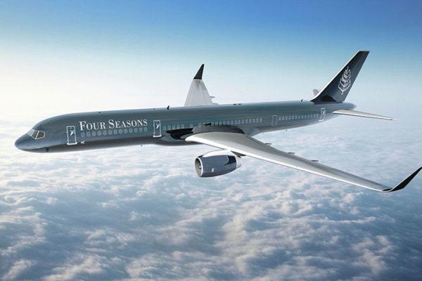 The Four Seasons Jet: Three Journeys