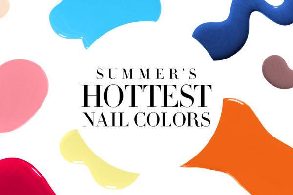 Summer Nail Polish Trends