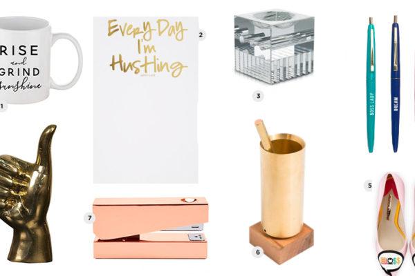 Necessities of a Girl Boss