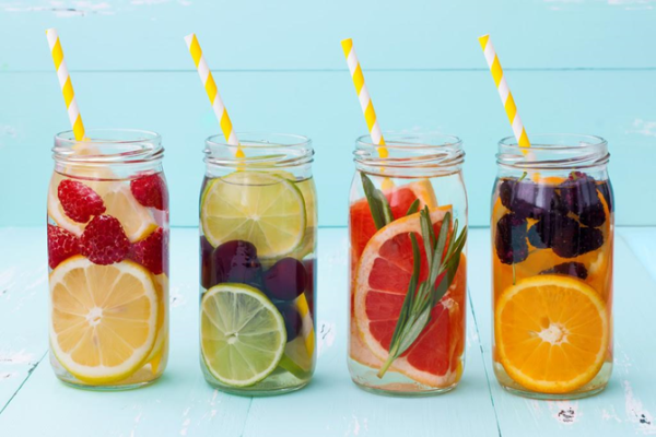 Wonder Water: 6 Unexpected Infused Water Ideas for Gorgeous Skin