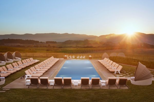 Hotel Spotlight: Carneros Resort & Spa