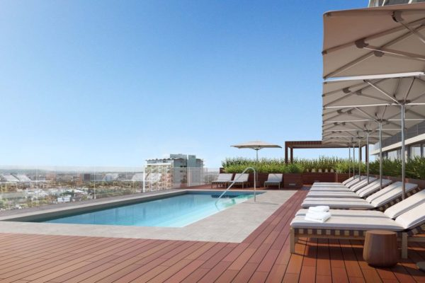 Los Angeles Is Getting Five New Hotels