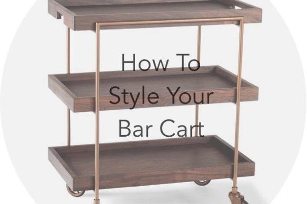Bar Cart 101
