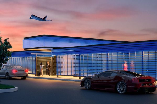 High Fliers: LAX's New Private Terminal