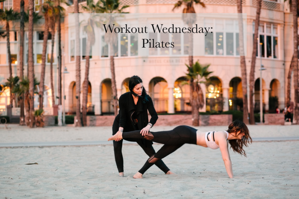 caitlyn chase pilates workout