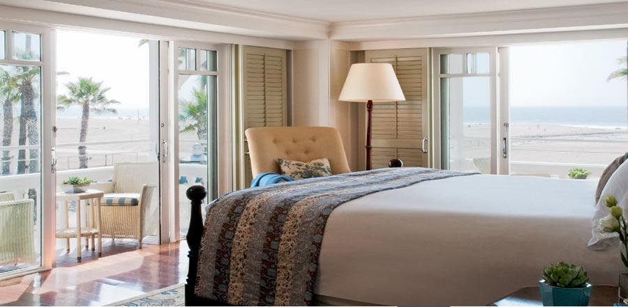 Contemporary luxury suite bedroom interior design of - Santa monica interior design firms ...