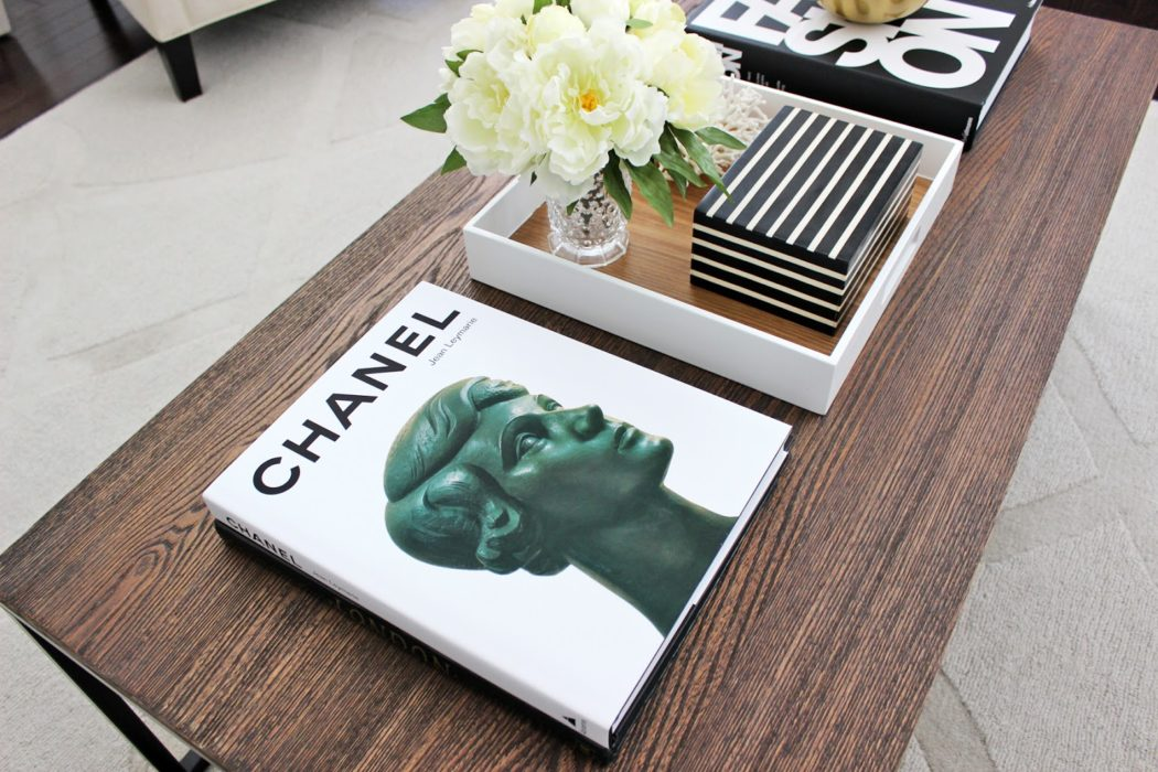 coffee table books a fashionable stack caviar amp 30678
